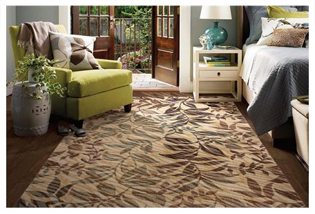 New Rugs from Crest Flooring for that bare hardwood flooring of yours IH48