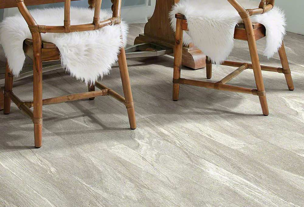 Enhanced Vinyl Floor