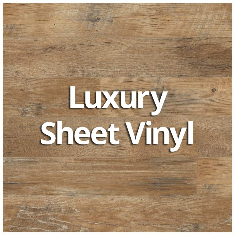 Luxury Sheet Vinyl Block Surface