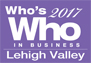 Who's Who in the Lehigh Valley