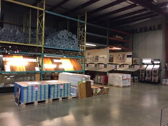 Hard Surface Supply Center